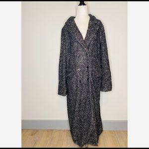 Michael Michael Kors Long double Breast Wool Coat